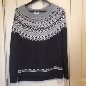 NWT Slight High/Low Sweater. Size M